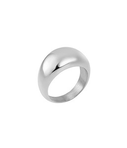 Nova plain ring , Steel