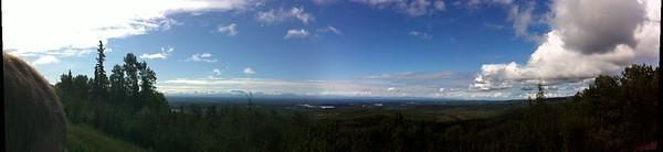 The splendor and vastness of Alaska.