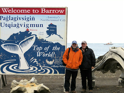 """City"" might be a strong descriptor of Barrow, Alaska but ""Top of the World"" is pretty darn accurate."