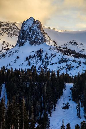 Mammoth Mountain and Alabama Hills, CA