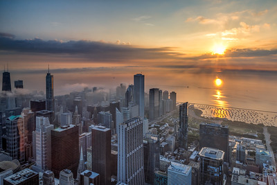 A Chicago Sunrise