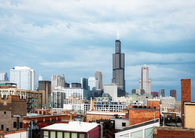 Chicago Cloudscape