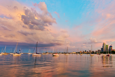 Technicolor Sunset
