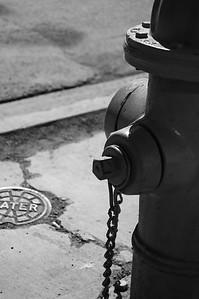 Colorado fire hydrant.