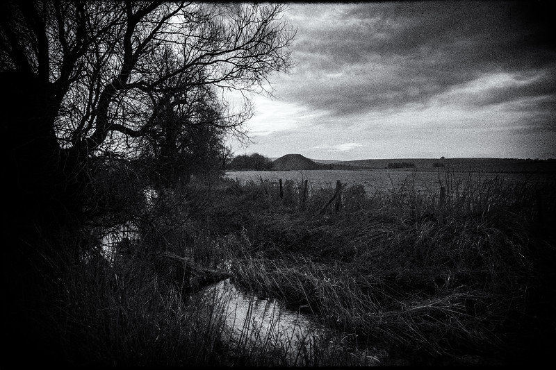 River Kennet, Near Avebury, WIltshire, UK