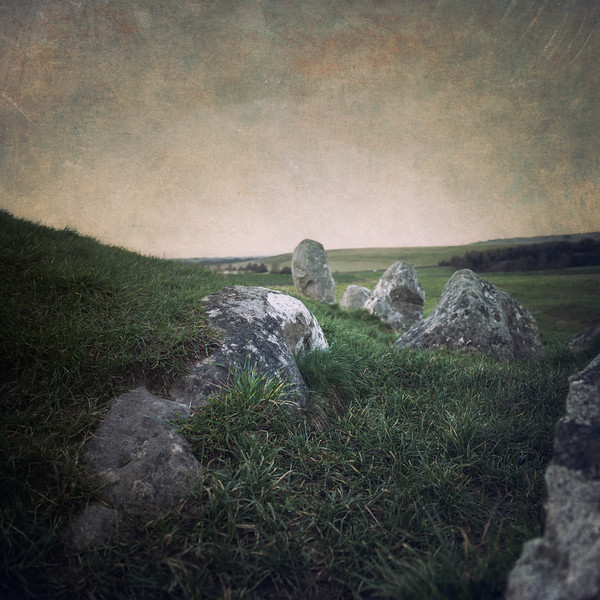 Small Stones of West Kennet Long Barrow