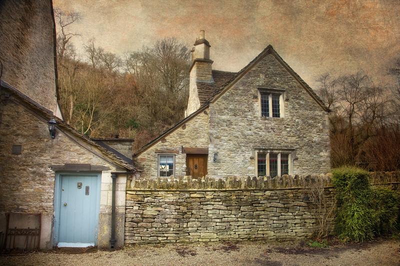 Castle Combe, Wiltshire, Great Britain