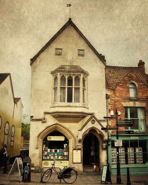 Vestry Hall, Glastonbury, Somerset