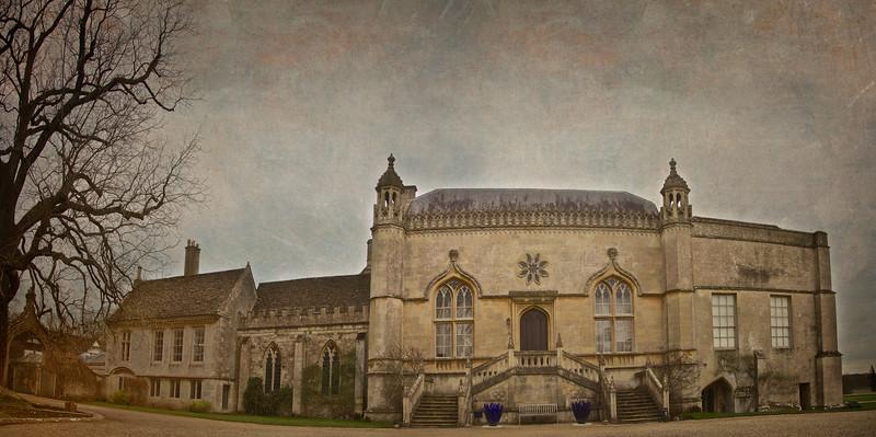 Lacock Abbey, Lacock, Wiltshire, Great Britain