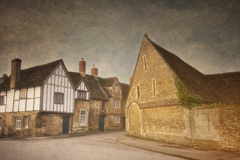 Lacock, Wiltshire, Great Britain