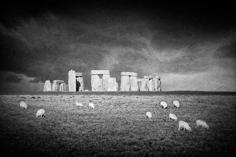 Stonehenge, Salisbury Plain, WIltshire
