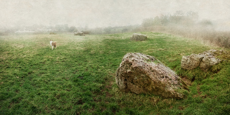 The Avenue, Stanton Drew Stone Circles, Somerset, Great Britain
