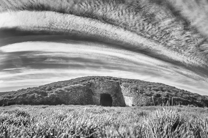 Stoney Littleton Long Barrow