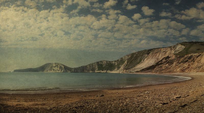 Worbarrow Bay, Dorset, UK