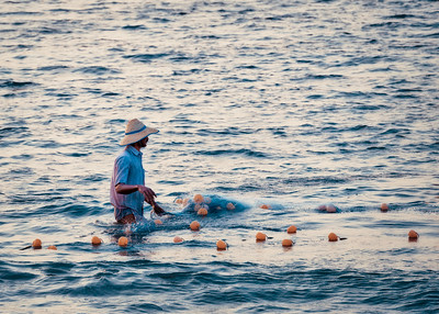 Calicut - Fisherman