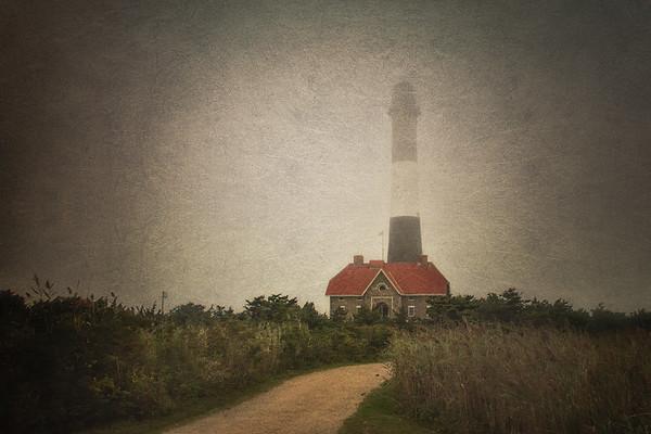 FIre Island Lighthouse, Fire Island National Seashore, Babylon, Suffolk County, Long Island, New York