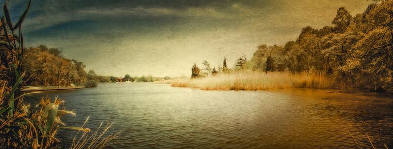 Great River at Bayard Cutting Arboretum