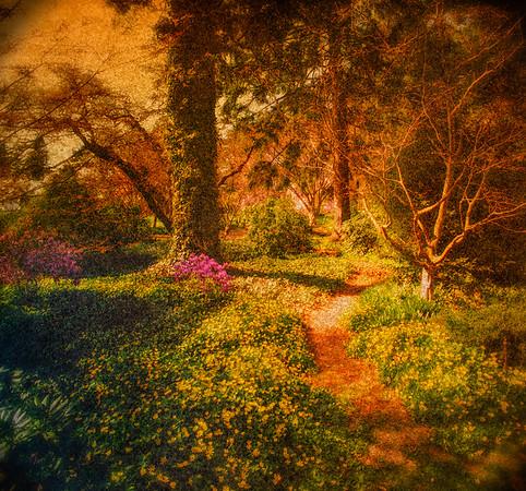 Coe Hall, Planting Fields Arboretum, Long Island, New York, Oyster Bay, Nassau County, Long Island, New York