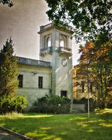 Clock Tower, WInfield Hall, Glen Cove