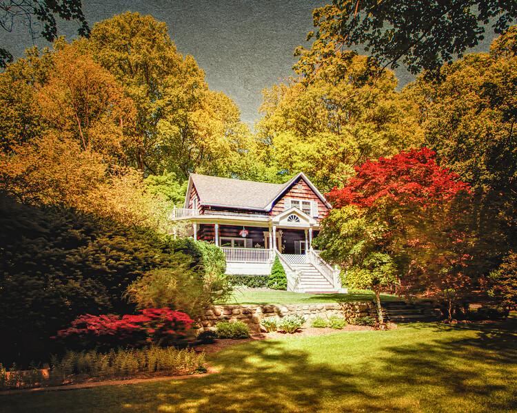 L' Hommedieu House., St. James, Suffolk County, Long Island, New York