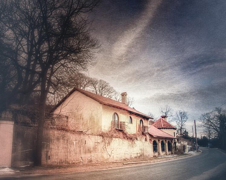 Gatehouse at Ferguson's Castle