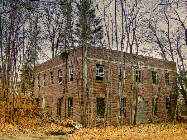The Morgue, King's Park Psychiatric Center, Long Island, Suffolk County, New York