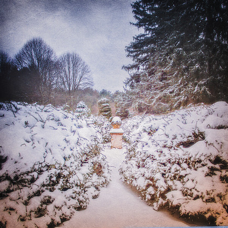 Chelsea Manor Gardens, Muttontown Preserve, East Norwich, Town of Oyster Bay, Nassau County, New York