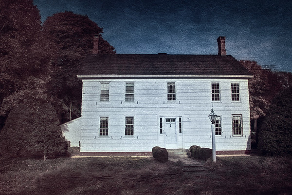 Joseph Smith Hawkins house, Stony Brook, Long Island, Suffolk County, New York