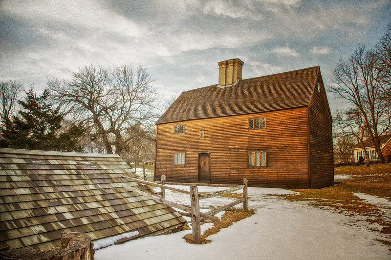 The Old Place, The Old Place, c. 1680, Cutchogue, Suffolk County, North Fork of Long Island, New York