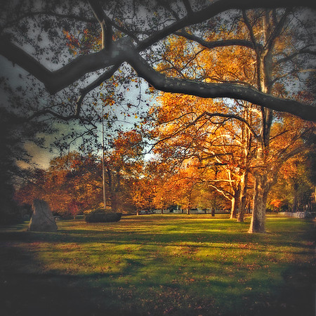 VIllage Green, East Setauket, Suffolk County, Long Island, New York