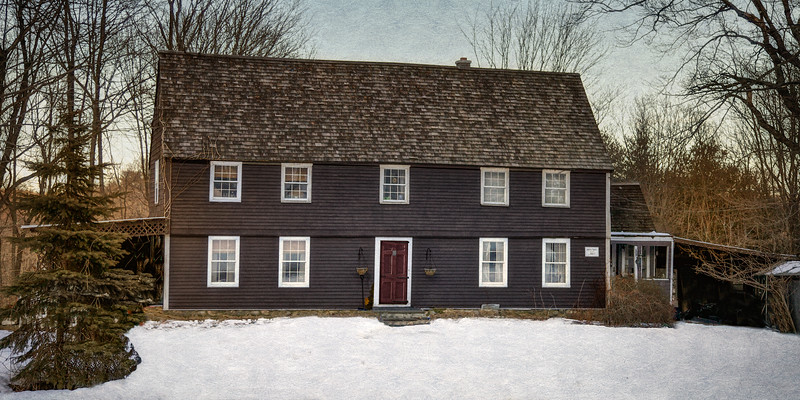 Salem Witch Hunt Locations: Sarah Warren Prince Osborne/Robert Prince house, Danvers, Essex County, MA