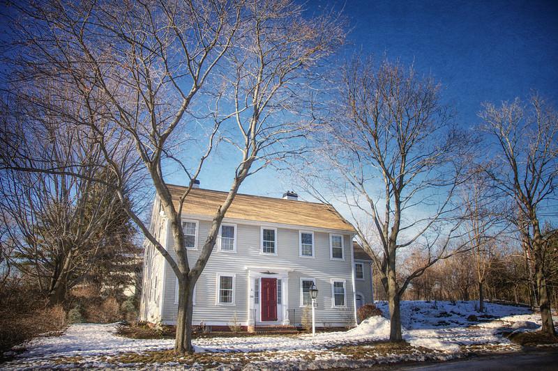 Salem Witch Hunt Locations: Bridget Bishop House, Danvers, Essex County, MA