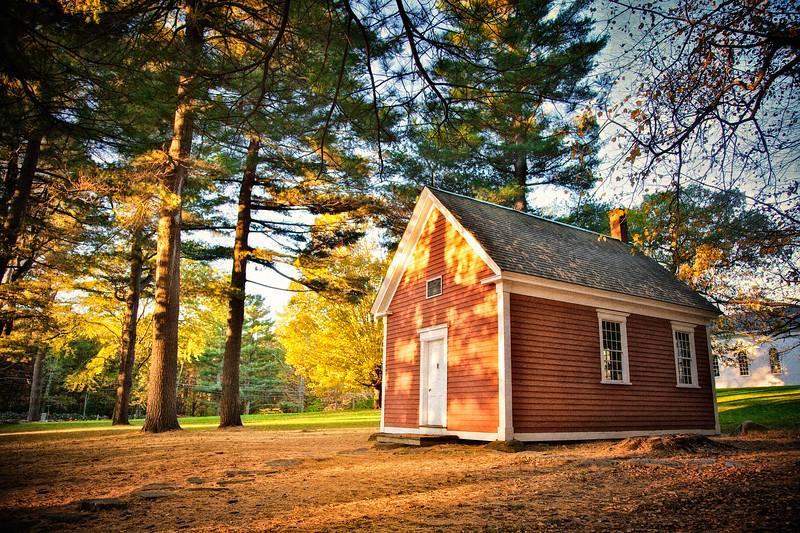 Wayside Inn, Sudbury, Middlesex County, Massachusetts