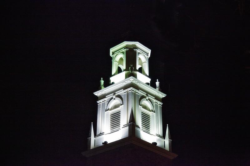 New England Landmarks: Tabernacle Congregational Church, Salem, Essex County, Massachusetts