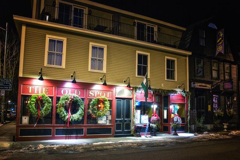 Salem Tourism: The Old Spot Restaurant, Essex County, Massachusetts