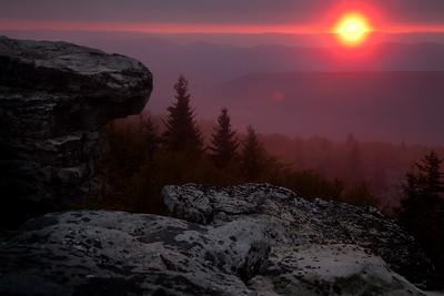 West Virginia (Blackwater Falls & Dolly Sods)