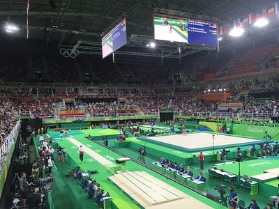 Women's Gymnastics Individual Finals