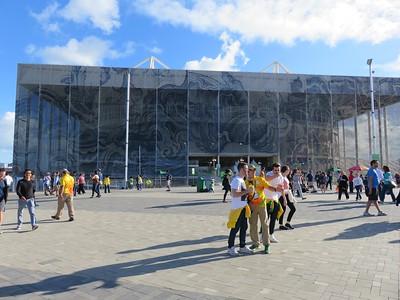 Aquatics Arena