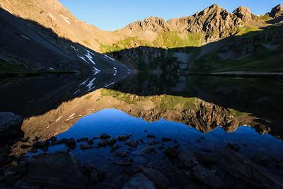 Clear Lake Basin, Colorado