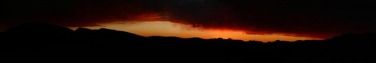 Mountain Sunset Pana