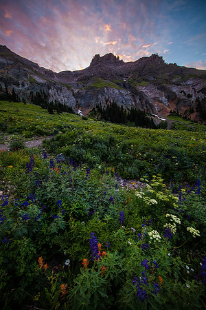 Yankee Boy Basin, Colorado