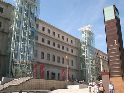 El Museo Nacional Centro de Arte Reina Sofía