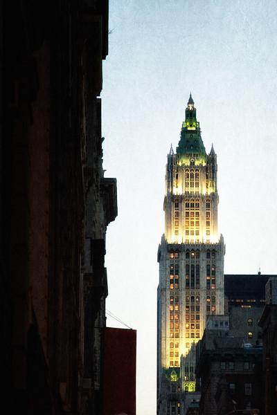 NYC Architecture: .Manhattan, New York City, New York