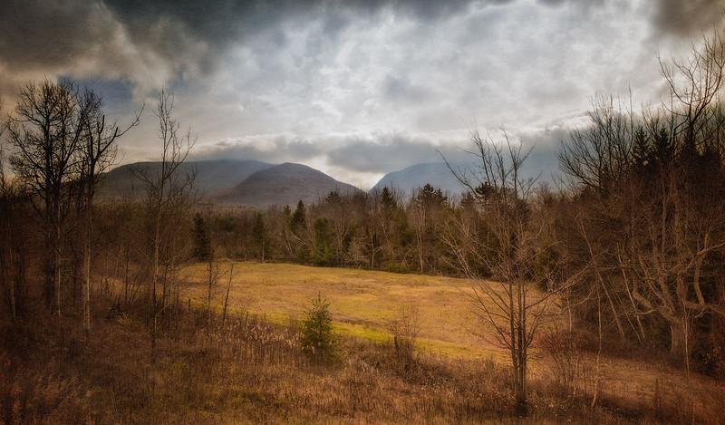 Catskill Mountains, Ulster County, Upstate New York