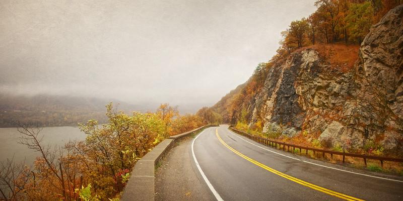 Highway 202 in Autumn