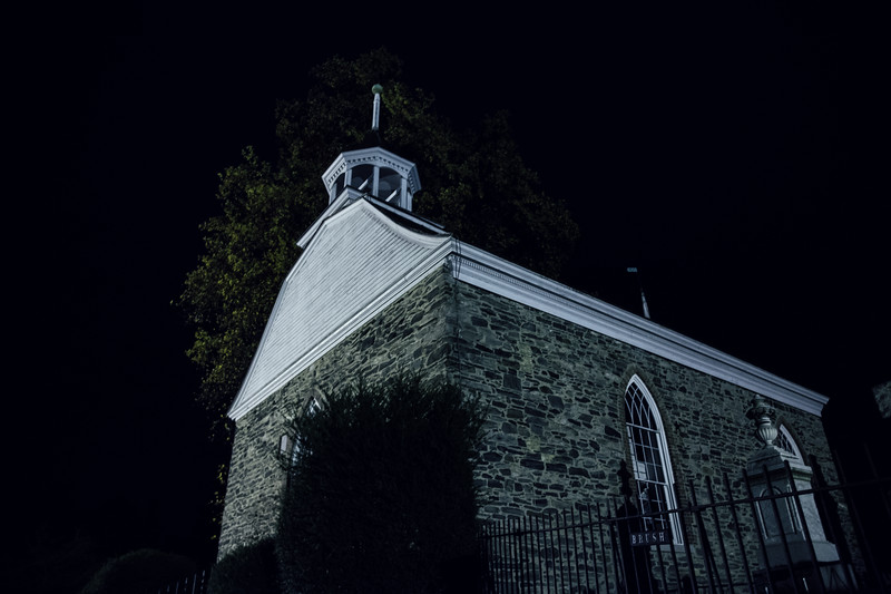 Old Dutch Church of Sleepy Hollow, Westchester County, New York