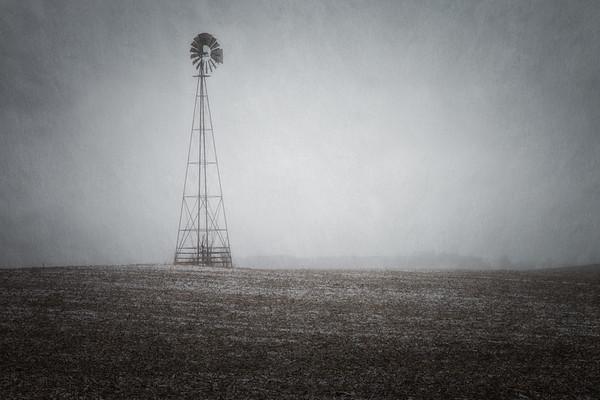 Windmill at Hanna's Farm