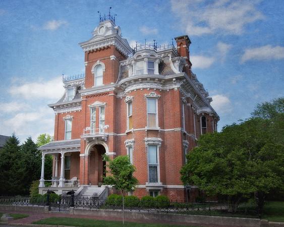 Southeast Second Street, Evansville, Vanderburgh County, Indiana
