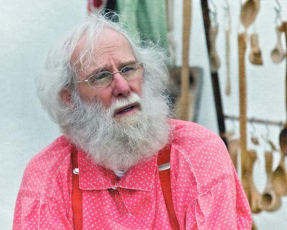 Heritage Artisans Week 2010, New Harmony, Posey County, Indiana