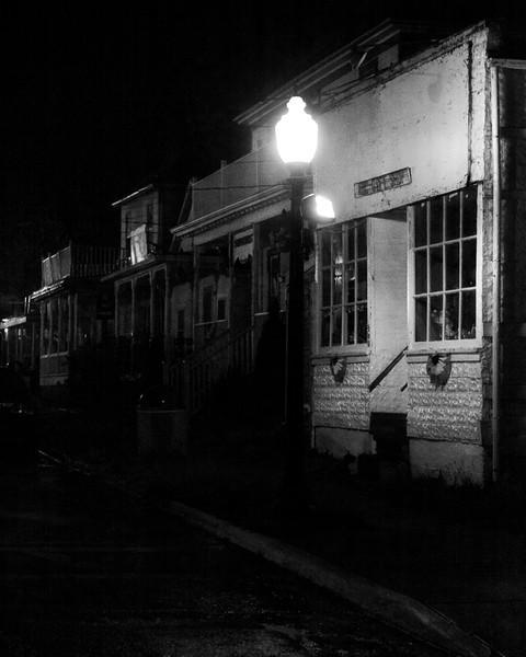 Former Taverns and Brothels